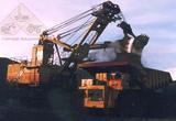 Экскаватор карьерный гусеничный ЭКГ-10